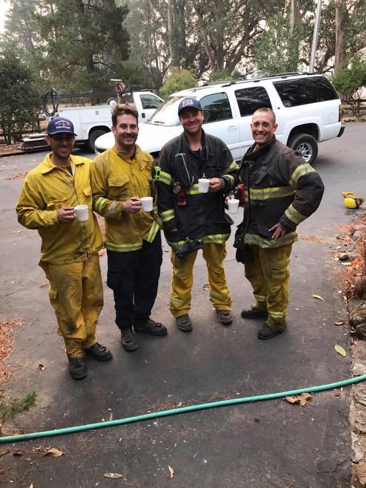 Thank you, Firefighter! From Sebastopol Orthodontics