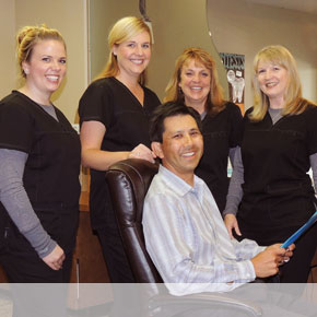 Dr. Woo and the Woo Crew at Sebastopol Orthodontics